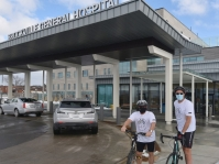 "The Brockville and District Hospital Foundation Announces its NEW FUNraiser ""Ride the River"" Cycling Event in Memory of Dr. John Smylie"